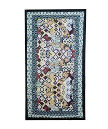 Velvet/pareo patterned reversibletowel - MAGIC CARPET VINTAGE