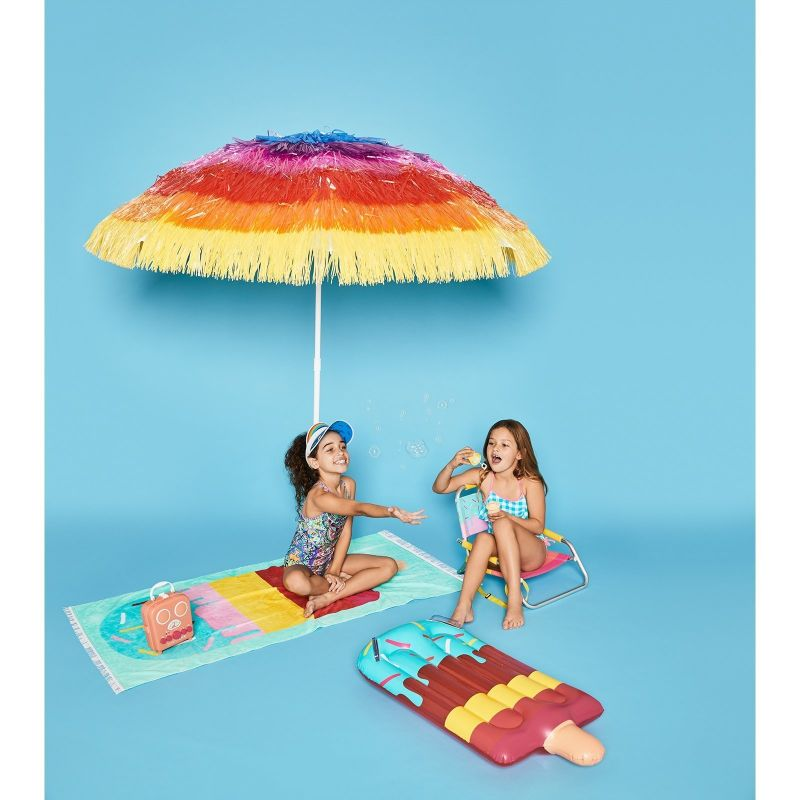 Strandhandduk för barn - glass - KIDS TOWEL ICE LOLLY