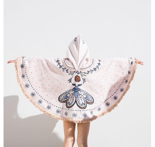 LITTLE BUTTERFLY PONCHO