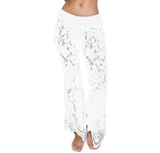FLORENCE PANTS WHITE