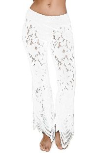 FLORENCE PANTS WHITE