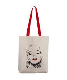 Tote bag: Marilyn Monroe by Ced Vernay - TOTE BAG BY CED VERNAY