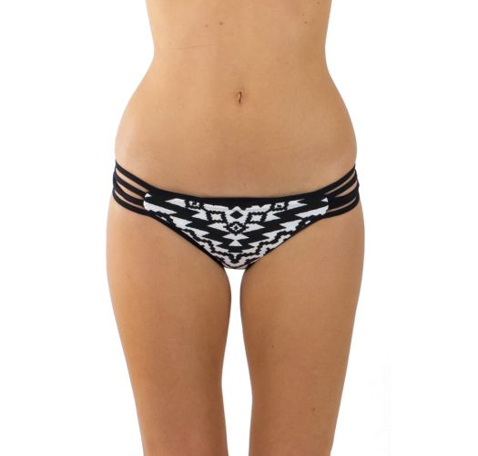 BLACK AND WGITE LINES KASBAH SEAFOLLY