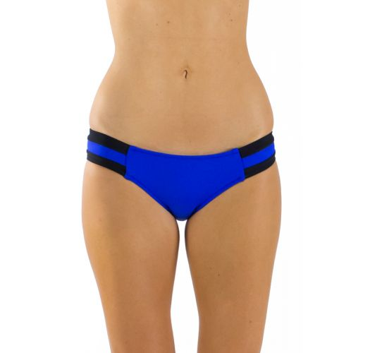 BLUE AND BLACK BLOCK PARTY SEAFOLLY