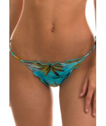 BBS X RIO DE SOL - Scrunch-Hose, Tropenprint - BOTTOM POR DO SOL FRUFRU