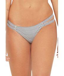 Striped Brazilian bikini bottom - BOTTOM CAIRO LISTRADO