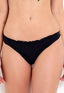 BOTTOM FRUFRU PRETO