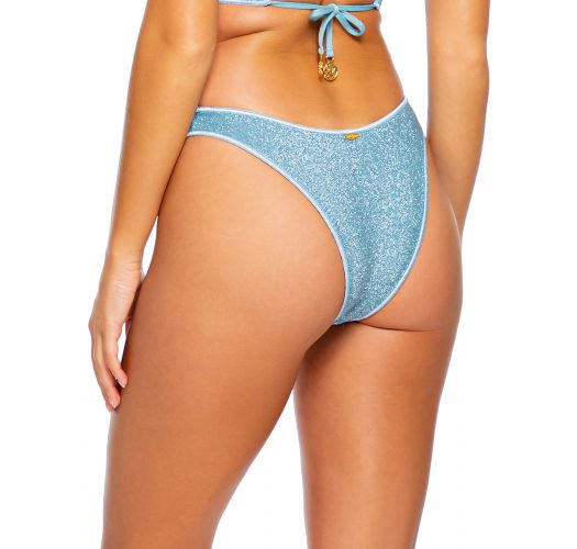 BOTTOM LUXE STITCH PEEK A BOO STARDUST CELESTIAL BLUE