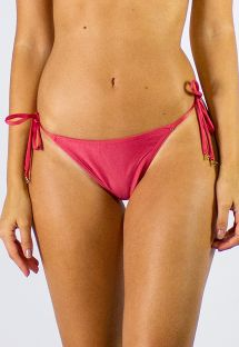 BOTTOM CORTININHA LM RIPPLE CORAL