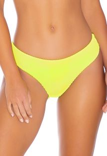 BOTTOM FULL NEON YELLOW PURA CURIOSIDAD