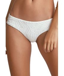 BOTTOM BARDOT RENDA BRANCO