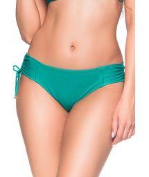 Grüne seitlich geschnürte Bikinihose - BOTTOM ALÇA ARQUIPELAGO
