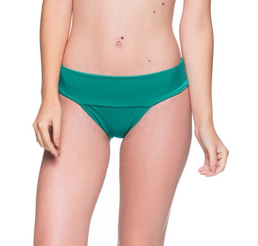 Green larger side bikini bottom - BOTTOM BASE ARQUIPELAGO