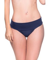 Navy blue larger side bikini bottom - BOTTOM BASE MIRAMAR