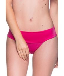 Pink larger side bikini bottom - BOTTOM BASE TROPICALIA