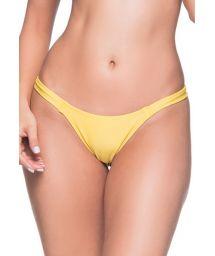 Yellow string bikini bottom - BOTTOM BOJO PAELLA