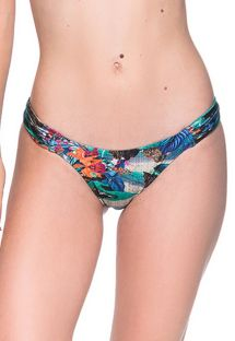 Slip stampa tropicale - BOTTOM BOLHA NORONHA FLORAL