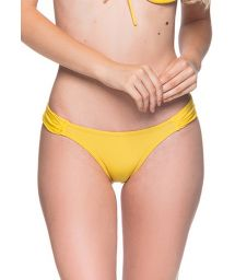 Yellow bikini bottom - BOTTOM BOLHA PAELLA