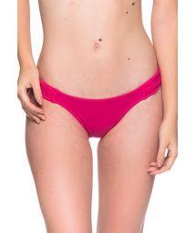 Pink bikini bottom - BOTTOM BOLHA TROPICALIA