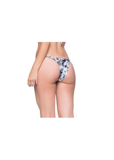 Florale Bikinihose mit verstellbaren Seiten - BOTTOM CORTINAO ATOBA