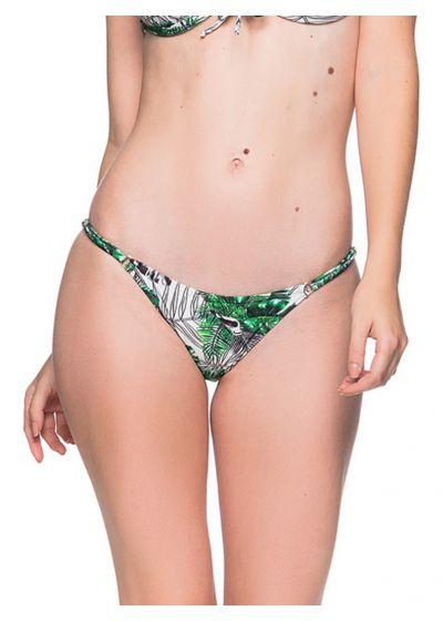 Bikinihose mit schmalen verstellbaren Seiten - BOTTOM CORTINAO VIUVINHA