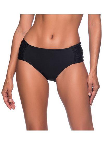 Svart bikini nedredel - BOTTOM NO PRETO