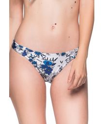 Fixed bikini bottom double side stripe - BOTTOM TIRAS ATOBA