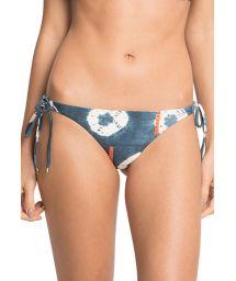 Lyxig nedredel med blått jeans- tryck - BOTTOM COQUEIRAL DA BAHIA