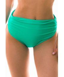 Grön bikiniunderdel med hög midja - BOTTOM QUERO-QUERO