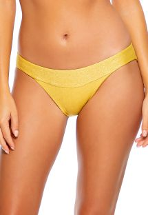BOTTOM CROSS BANDED LULI DIVA SUNSET GOLD