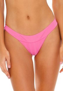 BOTTOM BANDED PINK BACHELORETTE
