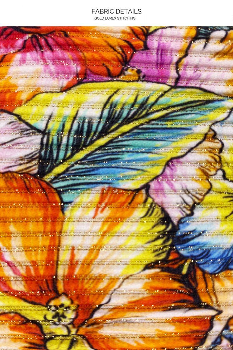 BOTTOM BANDED WILD FLOWER