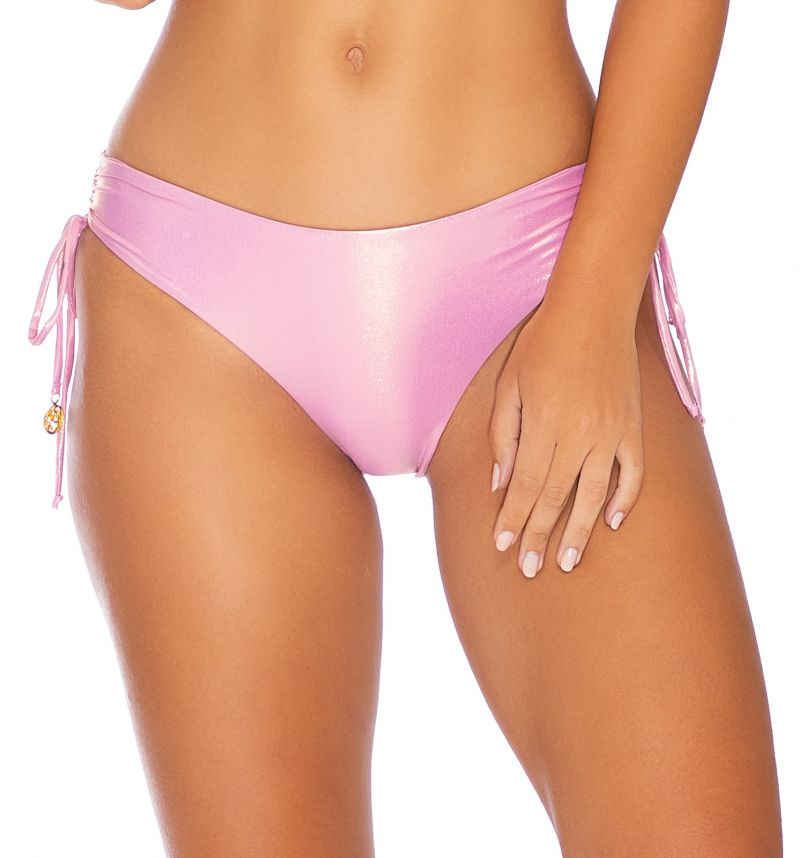 BOTTOM HALTER ROSE CHAMPAGNE