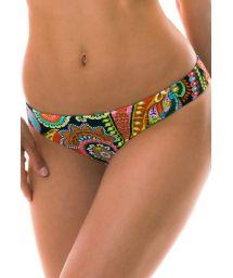 BBS X LULI FAMA - Hipster bikini bottom - multicolor - BOTTOM RUMBA TRI HALTER