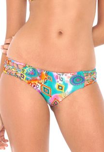 Braziliaanse bikinibroekjes - CALCINHA BOHO BRAIDED