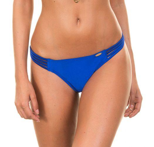 Brazilian bottom - CALCINHA ELECTRIC BLUE PUSH UP
