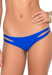 CALCINHA ZIGZAG ELECTRIC BLUE