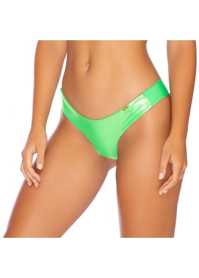 BOTTOM HEAVY METAL WAVY NEON LIME