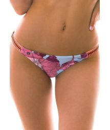 BBS X MAAJI - printed bikini bottom - BOTTOM DIVINA PALM
