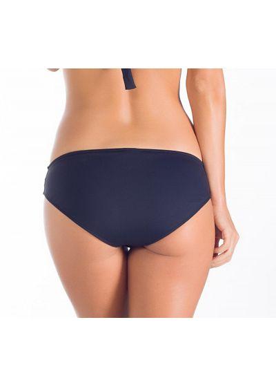 Black swimsuit bottoms with cutouts - CALCINHA CONGO