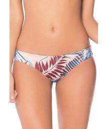 Vändbar, tryckt bikini nedredel - BOTTOM NAVY GUACAS AMERICAN