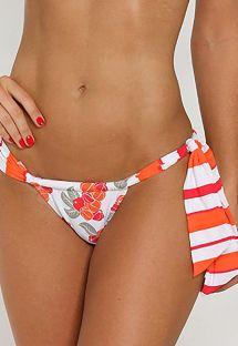 Braguita de bikini típica brasileña ajustable - CALCINHA GUARANA
