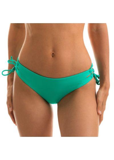 Green larger side Brazilian bikini bottom - BOTTOM BAHAMAS RETO
