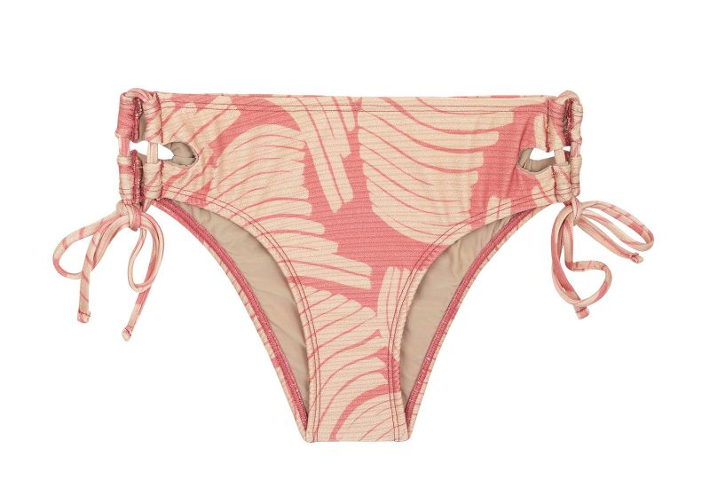 BOTTOM BANANA ROSE BANDEAU