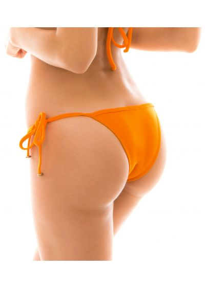 Orange, smyckad knytbar nedredel - BOTTOM ITAPARICA TRI