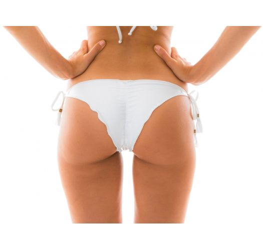 BOTTOM MARRAKESH BRANCO FRUFRU