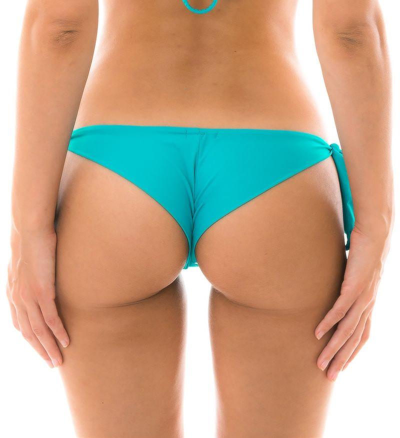 Sky blue side-tie bikini bottom - BOTTOM NANNAI BABADO