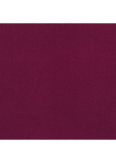 Garnet red triangle top with wavy edges - TOP UV-DESEJO TRI