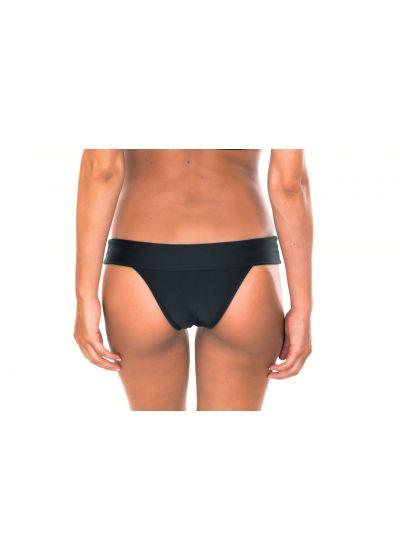 Brazilian bikini nedredel i svart - CALCINHA ALL BLACK