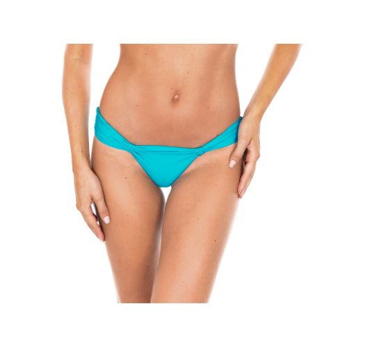 Low-rise sky blue swimsuit tanga - CALCINHA AMBRA MEL NANNAI